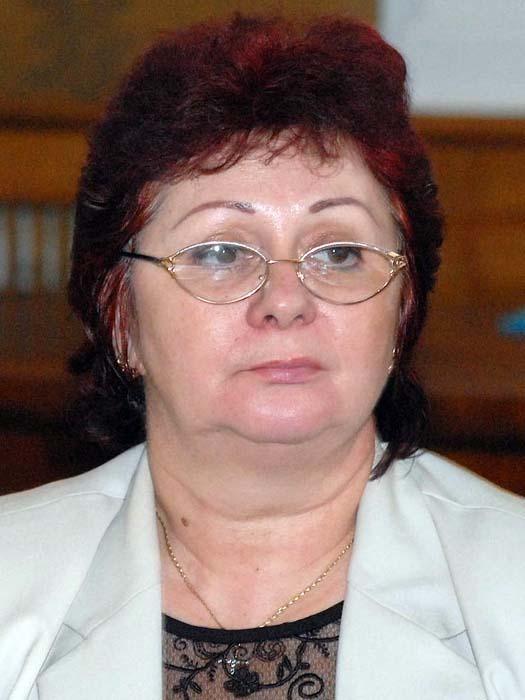 Elisaveta Roşu, inspector Inspectoratul Şcolar Judeţean Bihor