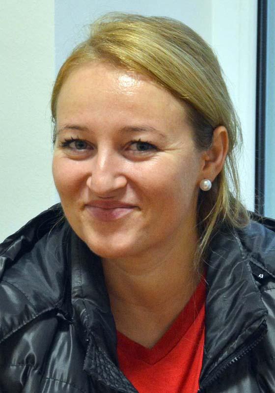 Loredana Popovici, mămică din Oradea