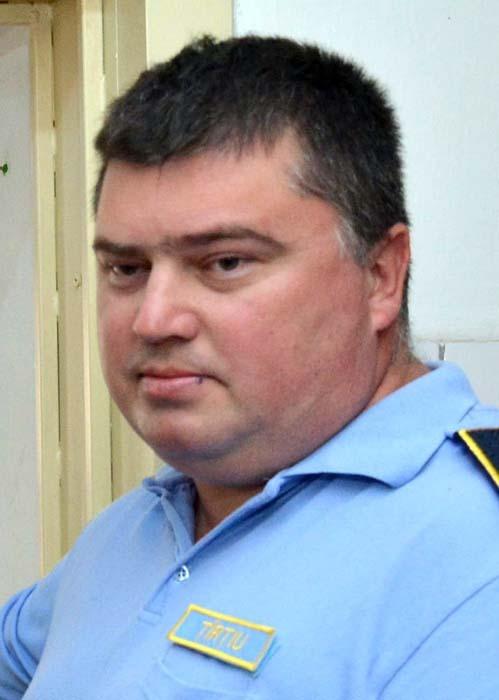Lucian Țîrțiu, comisar șef, adjunctul Penitenciarului Oradea