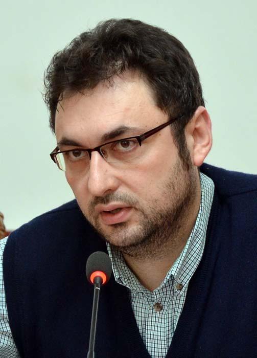 Adrian Șimon, purtătorul de cuvânt al Consiliului Județean