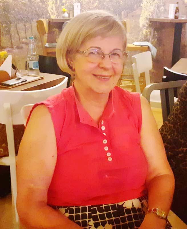 Adriana Chiş, profesoară la Universitatea din Oradea