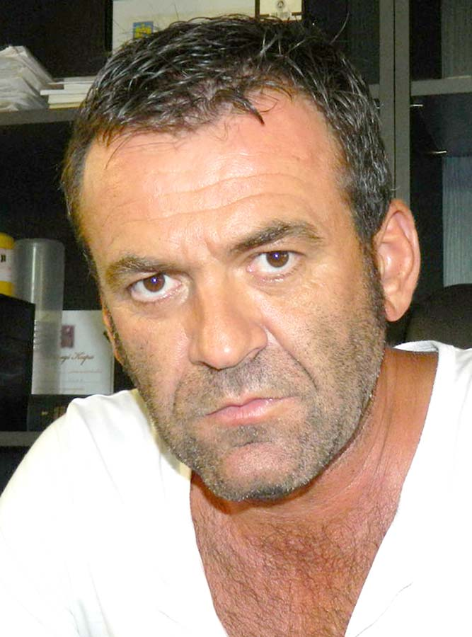 patronul Agroind Cauaceu, Dan Corbuţ