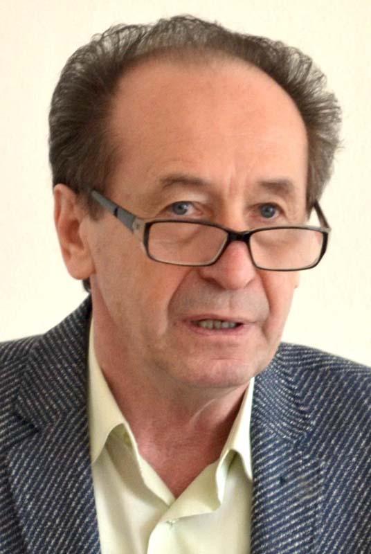 Dorin Popa, conferențiar universitar, specialist în băuturi fermentate, Oradea