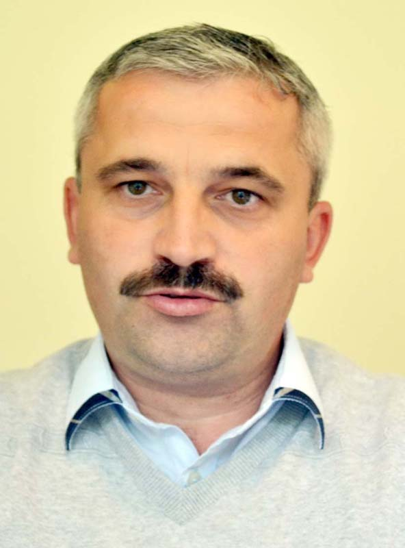 Dumitru Fechete, directorul complexului Aquapark President