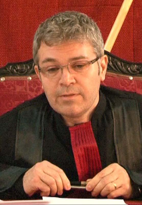 Ovidiu Galea, judecător, șef de cabinet Lilla Debelka