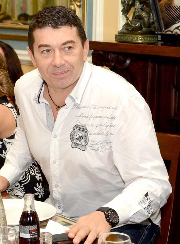 Ştefan Kopany, deținătorul Prima