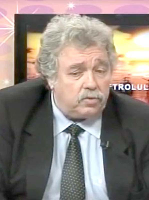 unul dintre cei mai reputaţi petrolişti din România, Mihail Batistatu