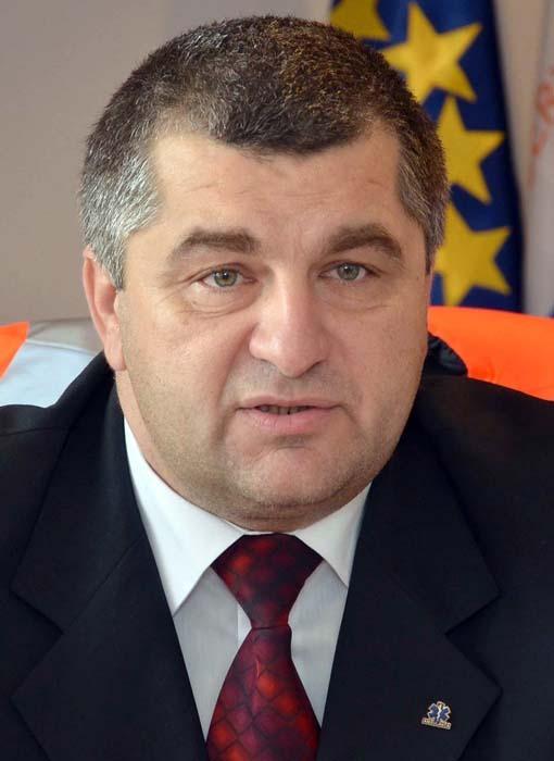 Gheorghe Pintea, managerul Serviciului Județean de Ambulanță Bihor