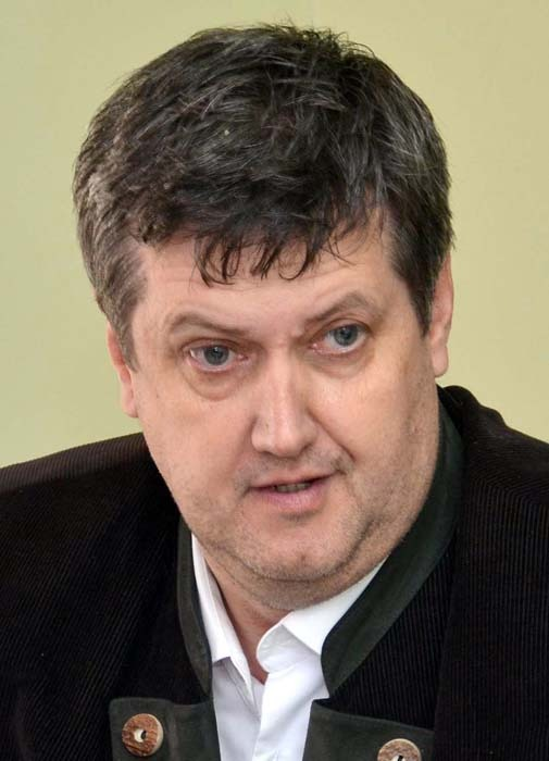 fostul primar din Cetariu, Vitalyos Barna