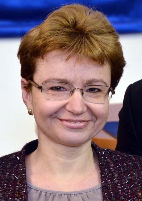 Alina Bădulescu, decanul Facultății de Științe Economice, Universitatea din Oradea