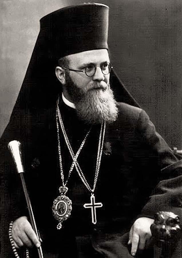 r. Nicolae Popovici, profesor la Academia Teologică din Sibiu