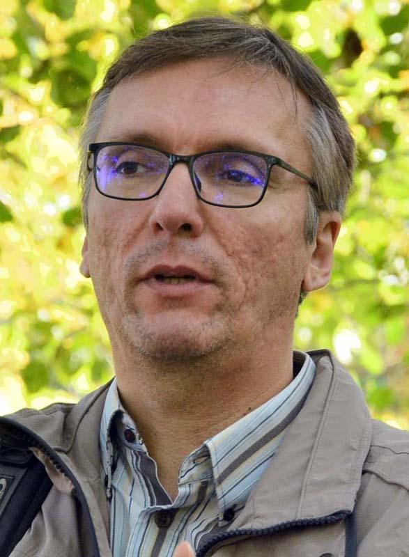 Adrian Gagiu, muzeograf Oradea