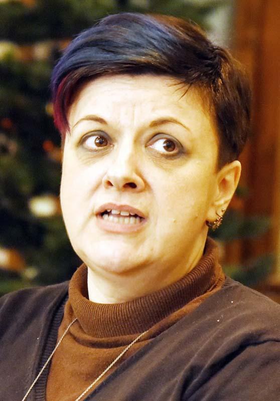 Alina Hoza, preşedinta filialei Bihor a Asociaţiei Nansenhjelpen