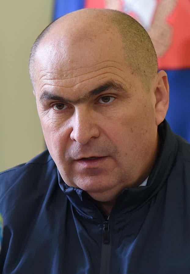 Ilie Bolojan, primarul Oradiei