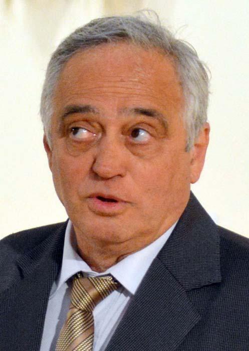Aurel Chiriac, directorul Muzeului Țării Crișurilor