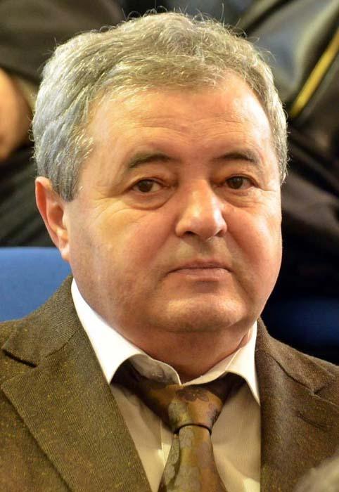 Cornel Antal, fost rector al Universităţii din Oradea