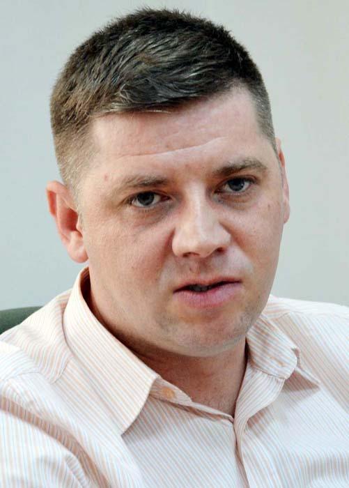 Horia Carțiș, șeful Direcției Proiecte Europene din cadrul CJ Bihor