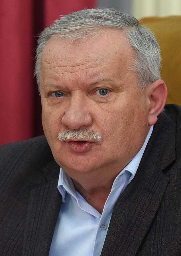Ioan Mang, preşedintele PSD Bihor