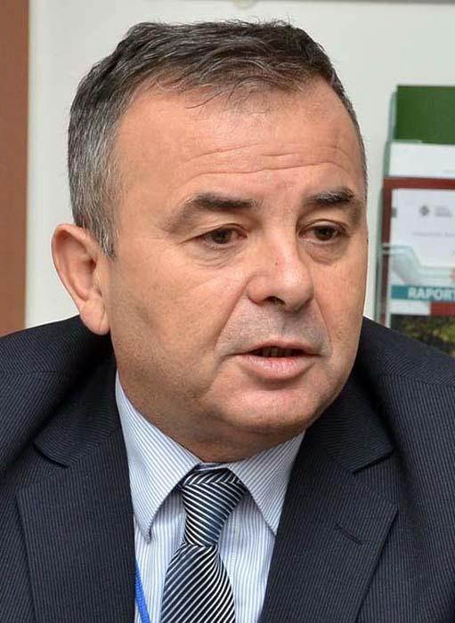 Virgil Blage, directorul Colegiului Economic Partenie Cosma