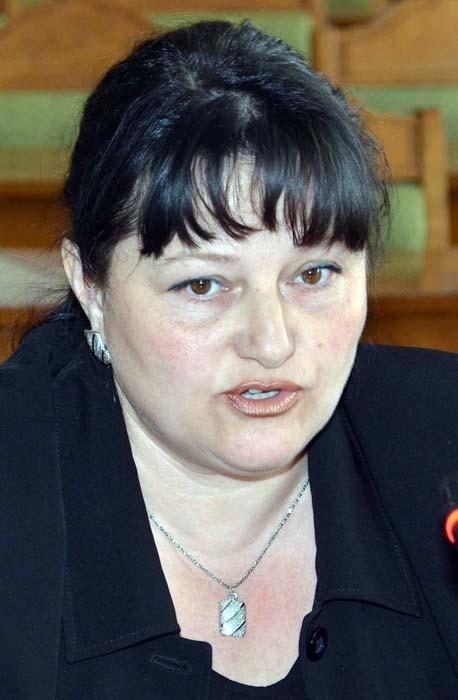 Antiana Man, fosta directoare a Colegiului Andrei Şaguna
