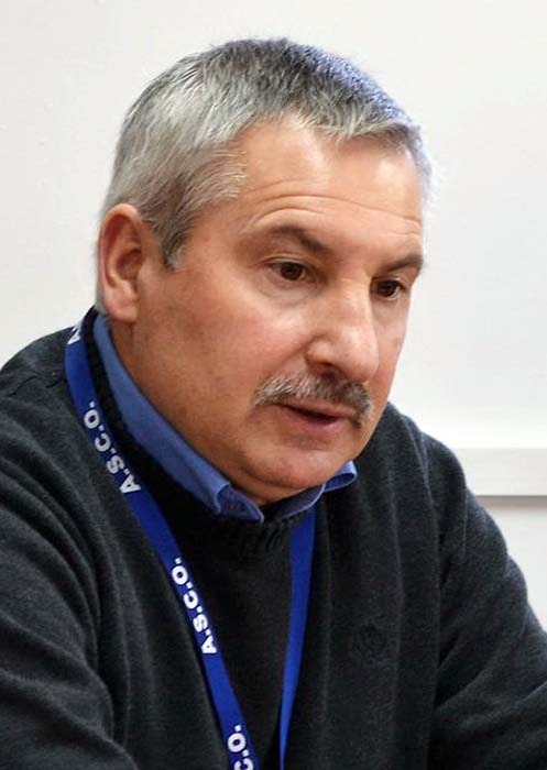 Danuț Cheregi, angajat ASCO Oradea