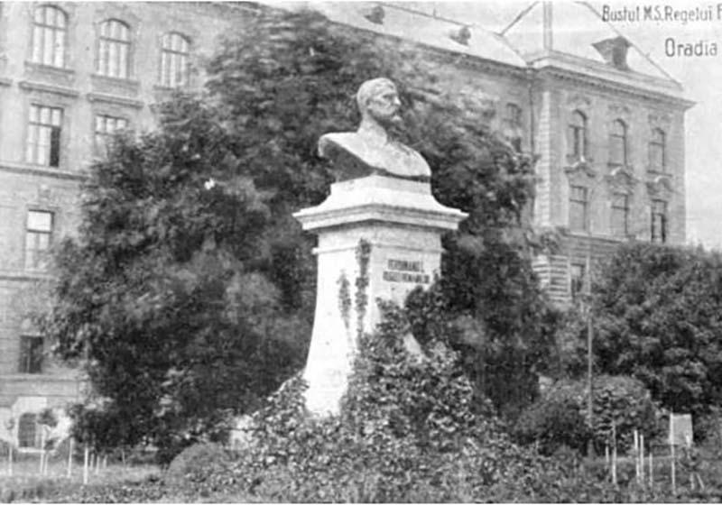 statuia Regelui Ferdinand