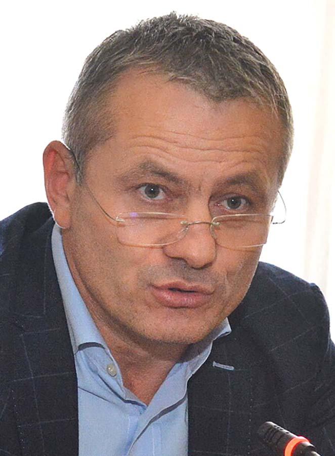 MIrcea Mălan, fost viceprimar Oradea