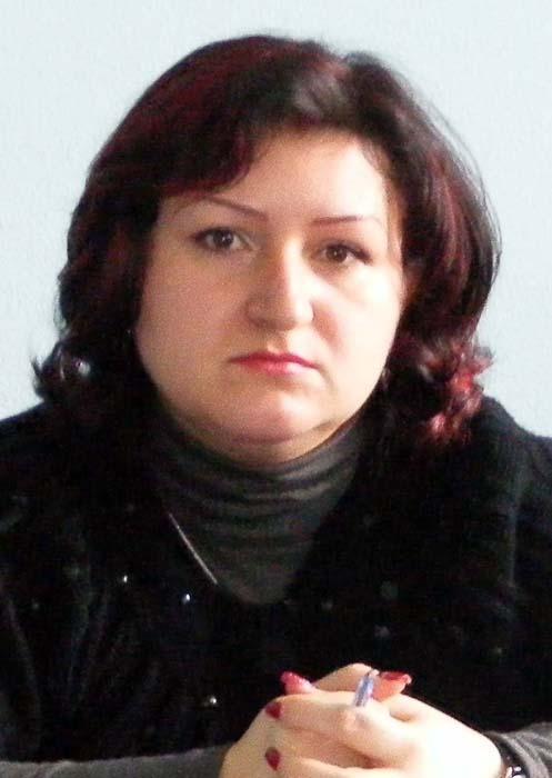 Ramona Bacter, fosta juristă a Universităţii din Oradea