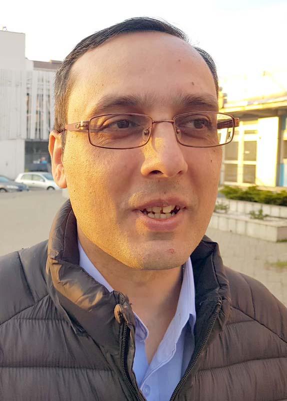 istoricul Radu Românaşu