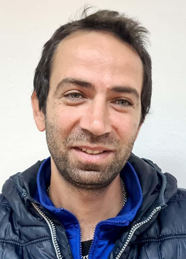 Marian Trandafir, arheolog în cadrul Muzeului Cetăţii Oradiei