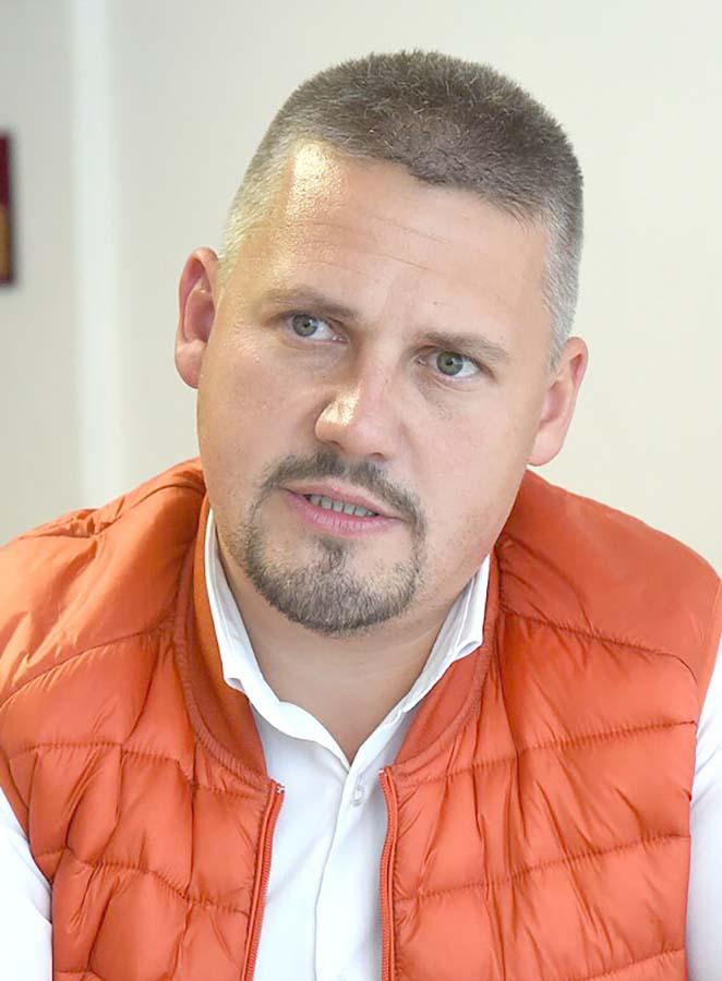 Bekesi Csaba, seful AJOFM Bihor