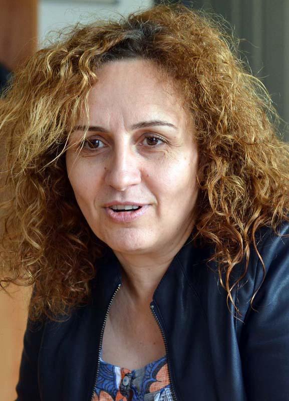 Daniela Tutoş, directoarea școlii Pro Roma