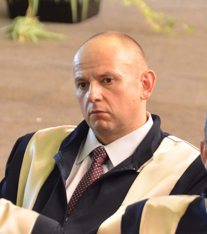 Prorector Gabriel Bendea