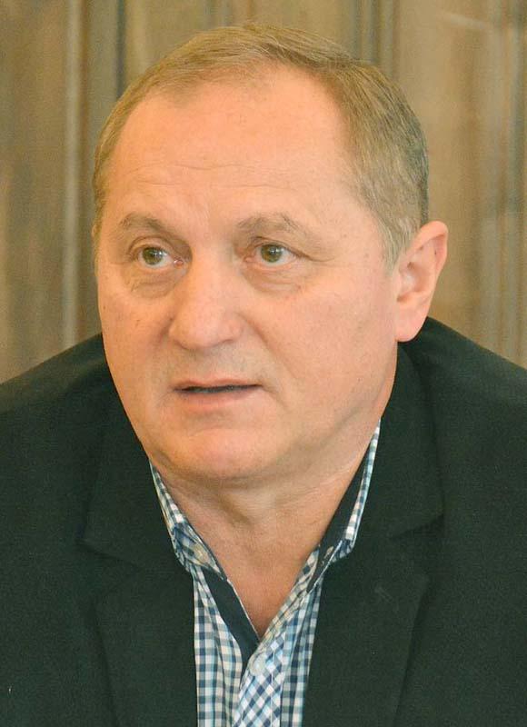 Ovidiu Gavra, managerul Companiei de Apă Oradea