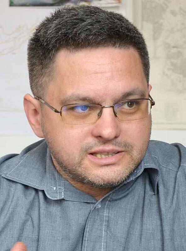 Paul Iacobaş, şeful CAPDD Bihor