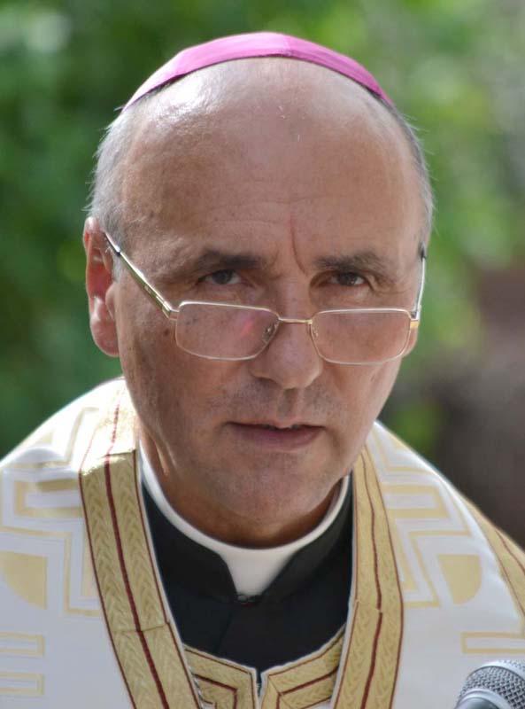 Virgil Bercea, episcop greco catolic de Oradea