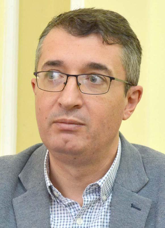 Eduard Florea, directorul economic al Primăriei