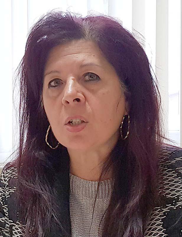 Ileana Varga, directoarea Liceului Tehnologic Special Nr. 1