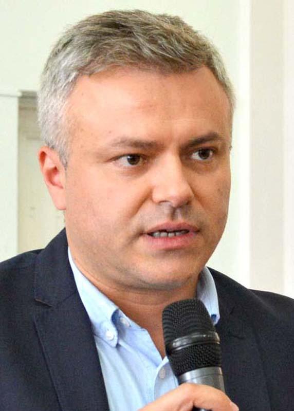 Lucian Popa, șeful Direcției Imobiliare Oradea din Primăria Oradea