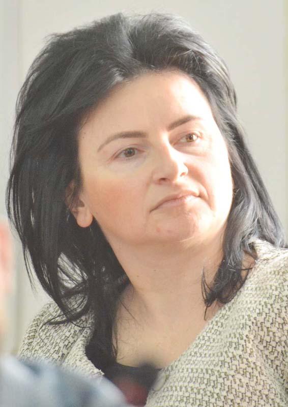 Camelia Gaciu, șefa DGASPC Bihor