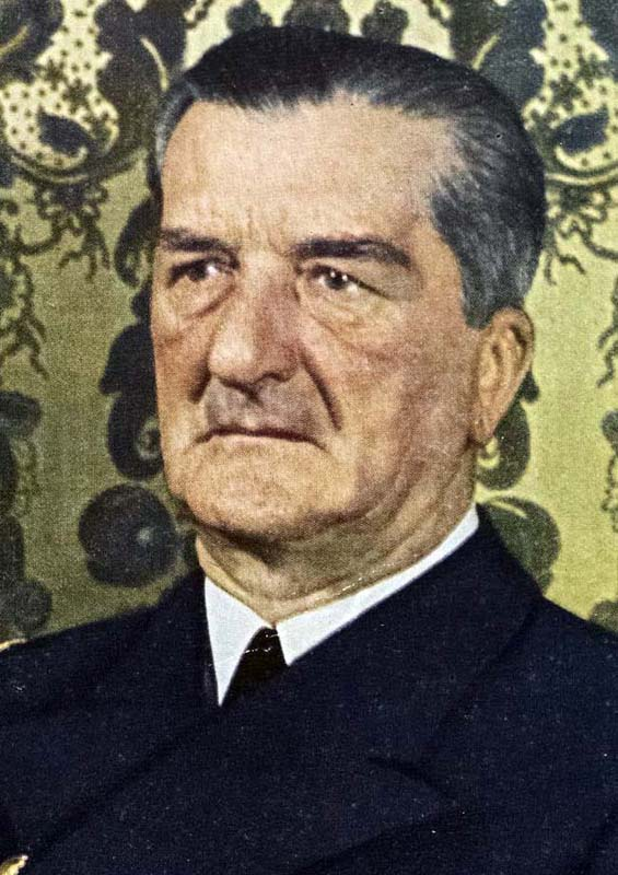 Miklos Horthy, regent al Ungariei