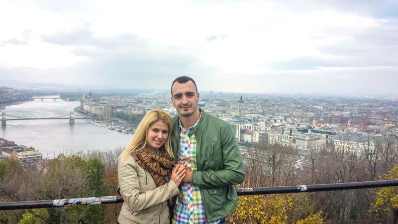 Paul şi Renata Moca