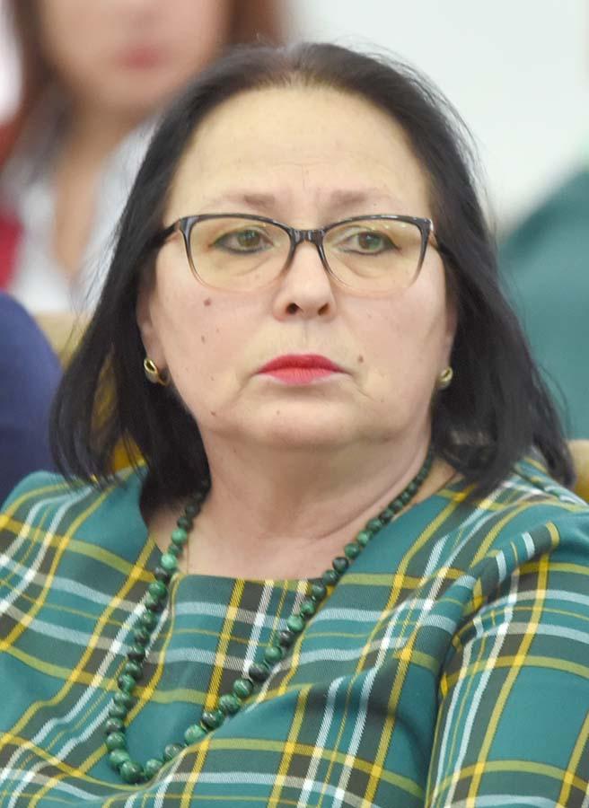 Daniela Rahotă, șefa Direcției de Sănătate Publică Bihor