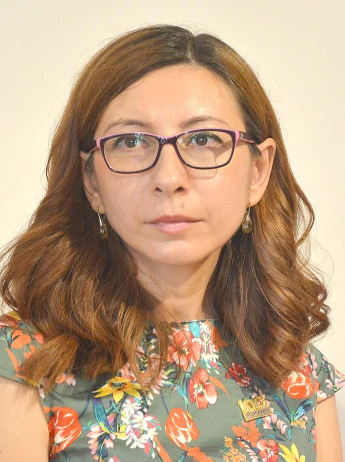 istoricul orădean Cristina Liana Puşcaş