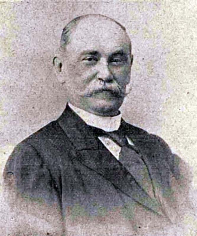Iosif Vulcan, fondatorul Revistei Familia, avocat originiar din Holod
