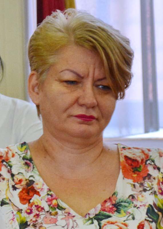 Şefa Oficiului Judeţean de Poştă Bihor, Liliana Mureşan