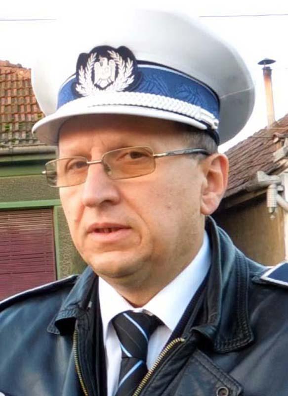 Silviu Popa, Poliția Rutieră Bihor