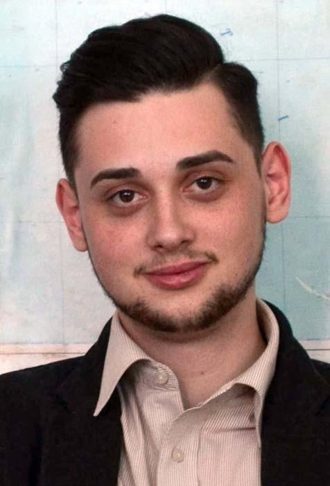 Andrei Crăciun, student Universitatea din Oradea
