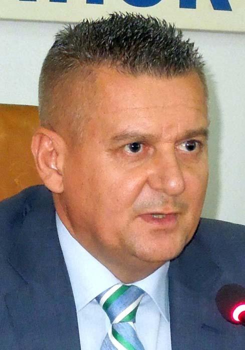 Ioan Mihaiu, prefect Bihor