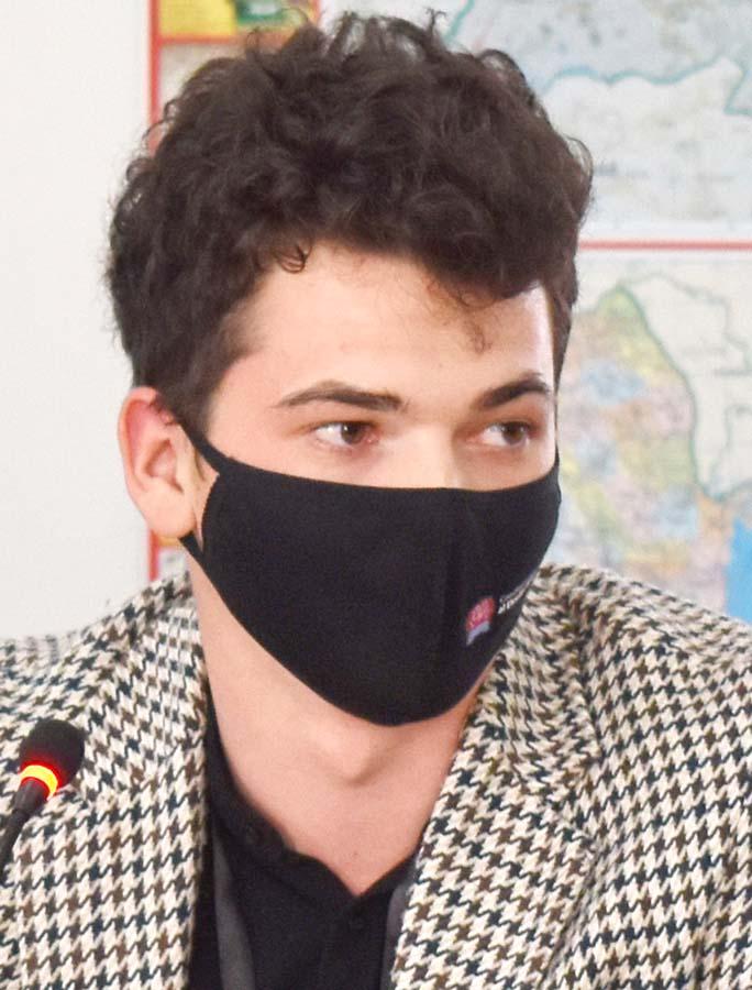 Oliviu Codrean, elev